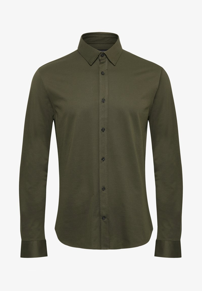 Matinique - MATROSTOL - Camicia elegante - olive night