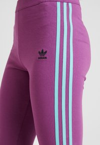 adidas Originals - TIGHTS - Leggings - rich mauve - 3