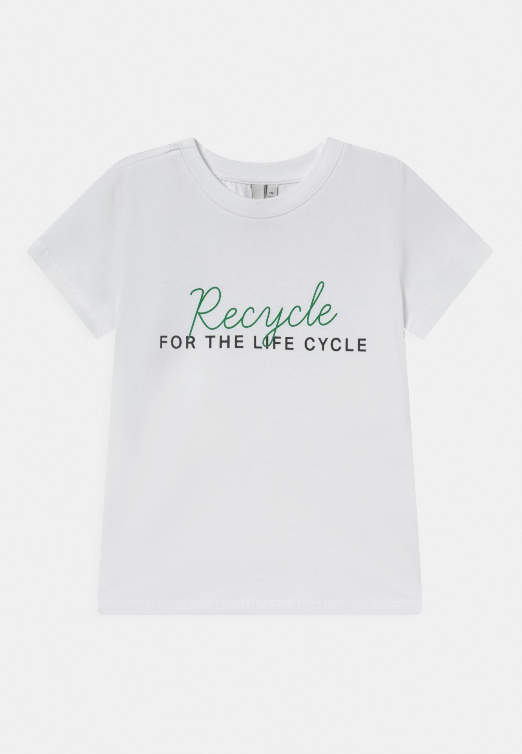 Kids RECYCLE TEE BOX - Print T-shirt