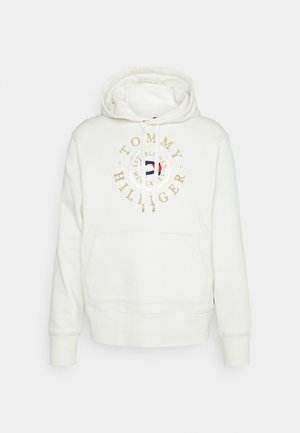 ICON COIN HOODY - Sweatshirt - ivory
