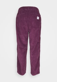 Obey Clothing - EASY PANT - Trousers - blackberry wine - 1