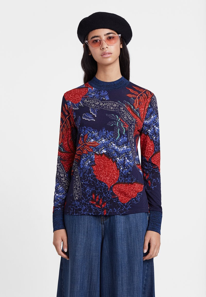 Desigual - MARYLAND - Bluzka - blue