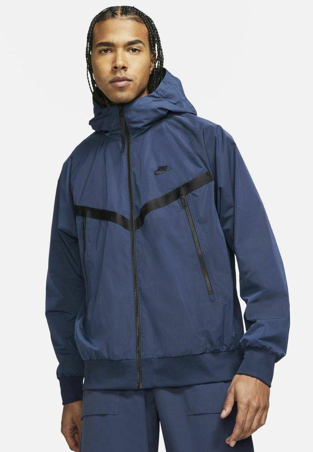 Training jacket - midnight navy/black/black