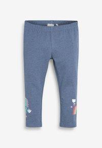 Next - 3 PACK - Leggings - Trousers - dark blue - 1
