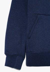 Nike Sportswear - FULL ZIP - Zip-up hoodie - blue void/heather/white - 3