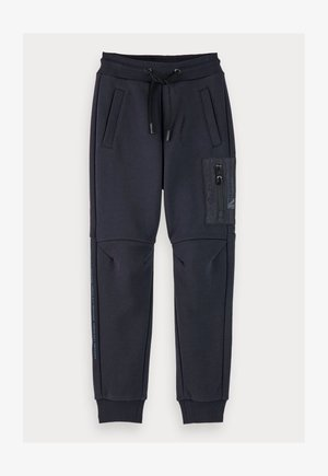 CLUB NOMADE PANTS - Tracksuit bottoms - midnight