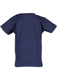Blue Seven - BASICS - Print T-shirt - yellow - 5