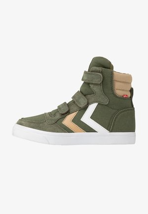 STADIL - Sneakers alte - deep lichen green