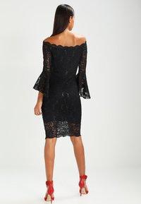 Sista Glam - VANESSA - Cocktail dress / Party dress - black - 2