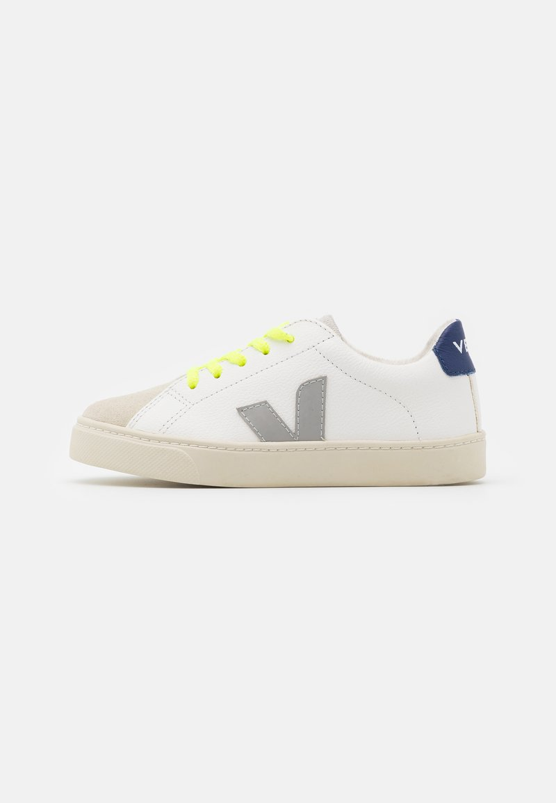 Veja - SMALL ESPLAR LACE UNISEX - Sneakers laag - extra white/grey/jaune/fluo