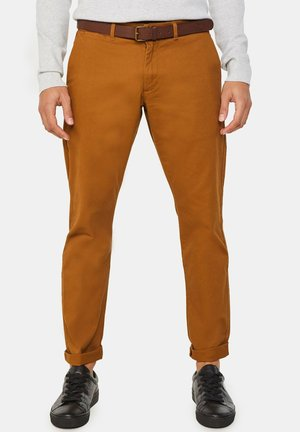 EFFEN  - Chinos - cinnamon brown