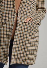 MY TRUE ME TOM TAILOR - Short coat - beige brown - 3