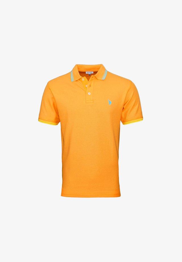 BARNEY - Polo - orange