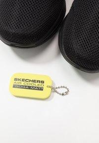 Skechers Performance - GO WALK 5 - Sportieve wandelschoenen - black - 5