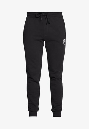 JJIGORDON JJSHARK PANTS  - Pantalon de survêtement - black