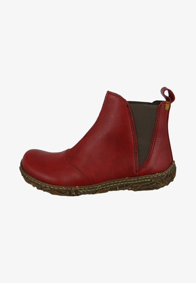 NIDO ELEGANT - Ankle boots - rioja