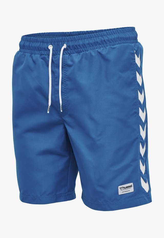 Swimming shorts - mykonos blue