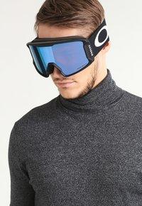 Oakley - LINE MINER L UNISEX - Occhiali da sci - black - 0