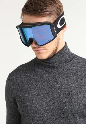 LINE MINER - Ski goggles - black