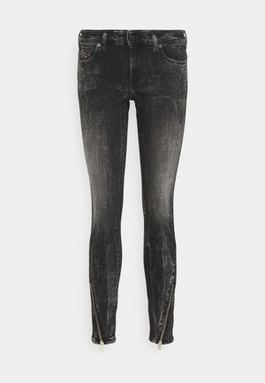 JEVEL - Jeans Skinny Fit - washed black