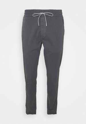 PANTS MUSA - Trousers - dark grey