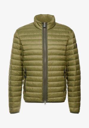 REGULAR FIT - Light jacket - pesto