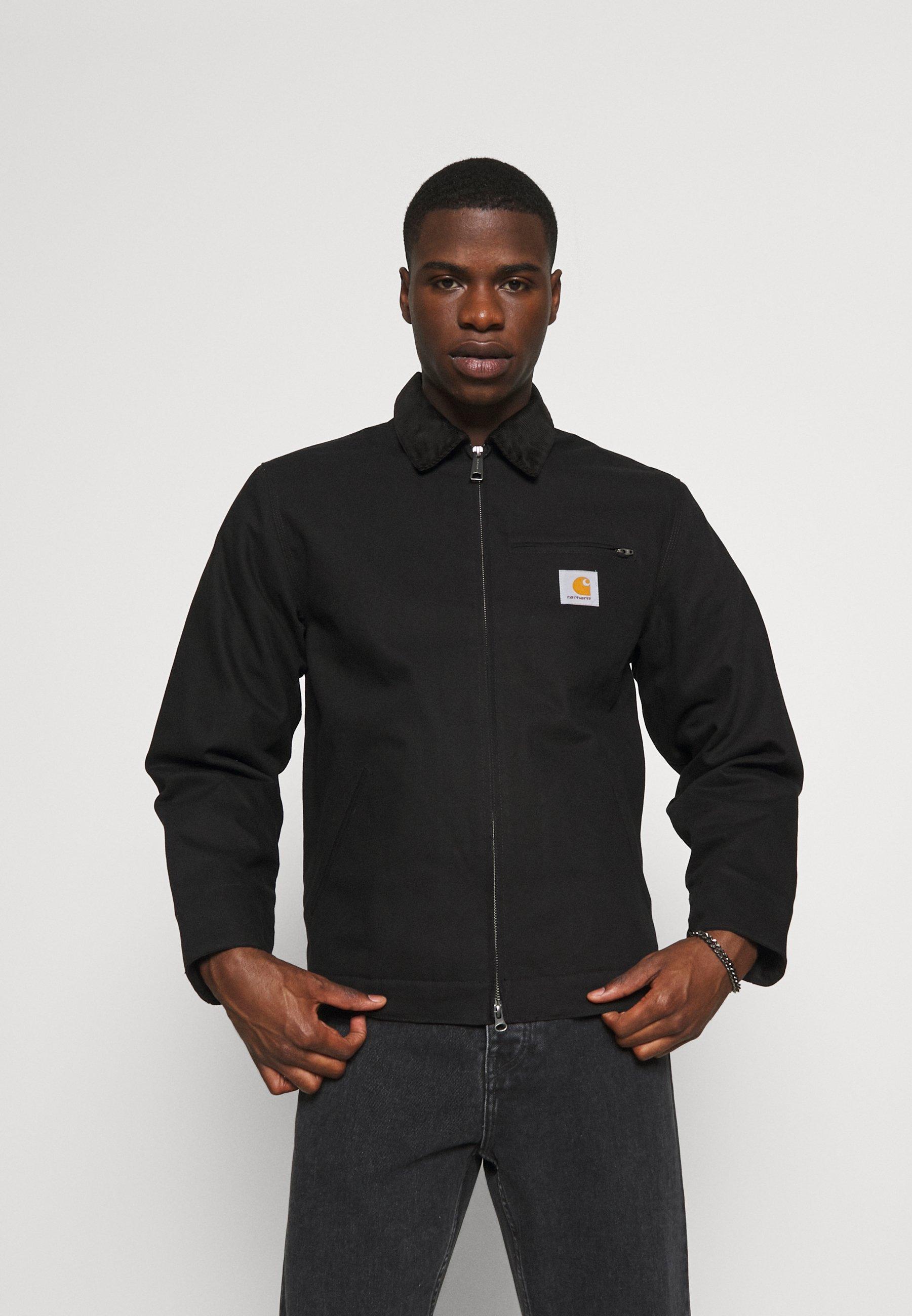 Men DETROIT JACKET - Light jacket - black