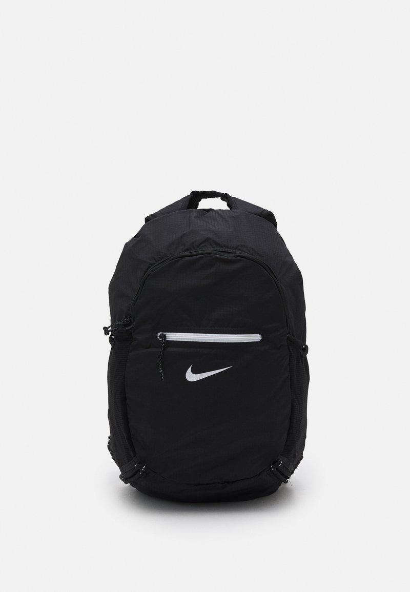 Nike Sportswear - STASH BACKPACK UNISEX - Ryggsekk - black/white