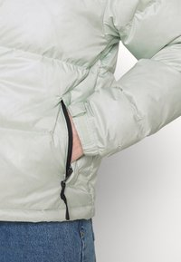 The North Face - 1996 RETRO NUPTSE JACKET - Down jacket - green mist - 4
