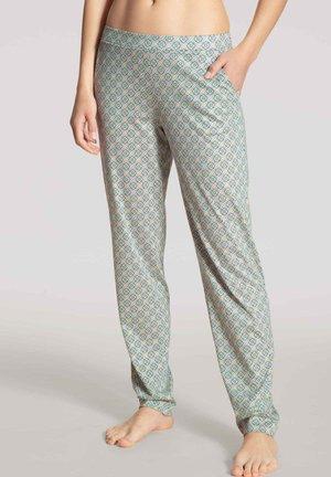 Pyjama bottoms - harbour mint