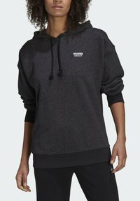 adidas Originals - Sweat à capuche - black melange - 3