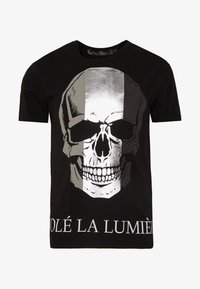 Volé la lumière - MULTI SKULL TSHIRT - T-shirt print - black - 3