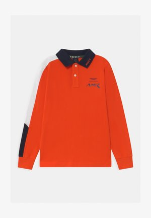 Polo shirt - orange