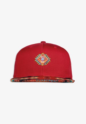 CROWN - Cap - dark red
