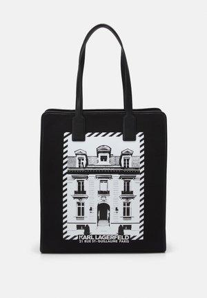 MAISON TOTE UNISEX - Tote bag - black