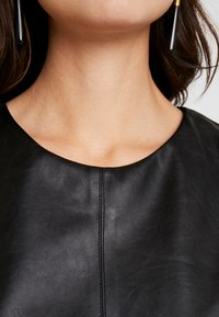 Opus - FASINELA - Blouse - black - 5