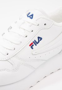 Fila - ORBIT ZEPPA - Sneakers basse - white - 6