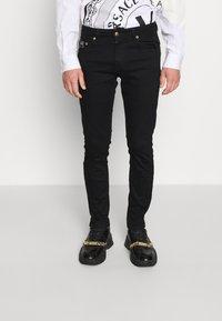 Versace Jeans Couture - Džíny Straight Fit - black - 0