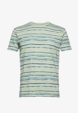 T-shirt imprimé - pastel green