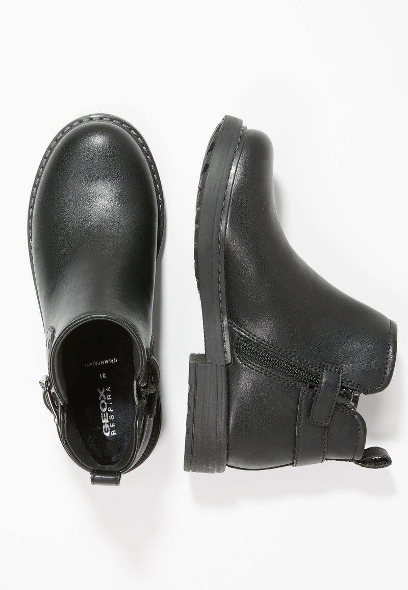 Geox - ECLAIR GIRL - Stiefelette - black