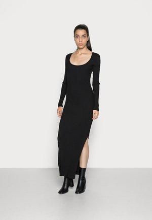 DYNE DRESS - Jumper dress - black