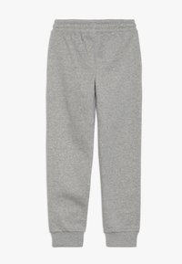 Champion - AMERICAN CLASSICS CUFF PANTS - Pantalones deportivos - mottled grey - 1