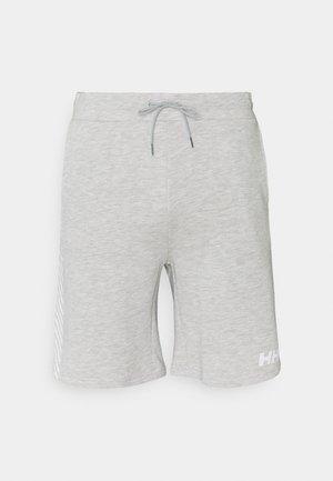 ACTIVE SHORTS - Sports shorts - grey melange