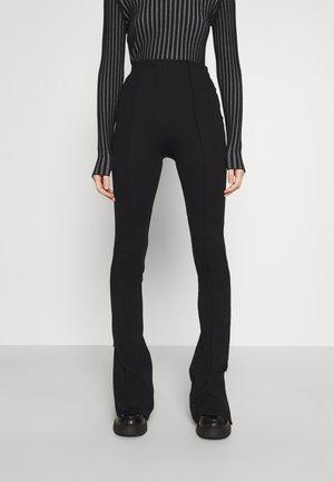 MAEVE PANTS WOMEN - Pantalon classique - black