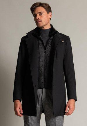 CIARSENAL  - Short coat - schwarz
