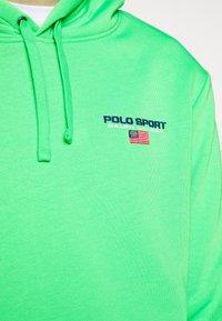 Polo Ralph Lauren - Sweat à capuche - neon green - 6