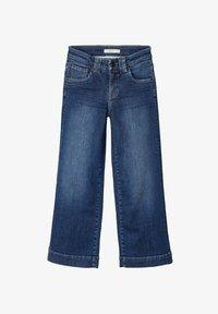 Name it - Flared Jeans - medium blue denim - 2