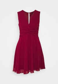 TFNC - SOREAN MINI - Cocktail dress / Party dress - burgundy - 0