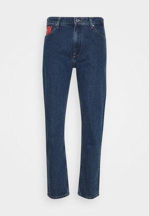 DAD - Straight leg jeans - denim dark