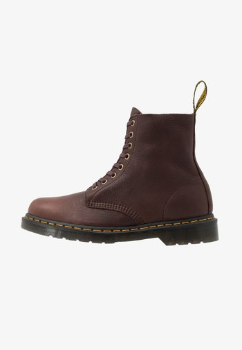1460 PASCAL - Šněrovací kotníkové boty - cask ambassador